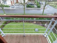 balkon - Prodej domu v osobním vlastnictví 220 m², Praha 10 - Benice