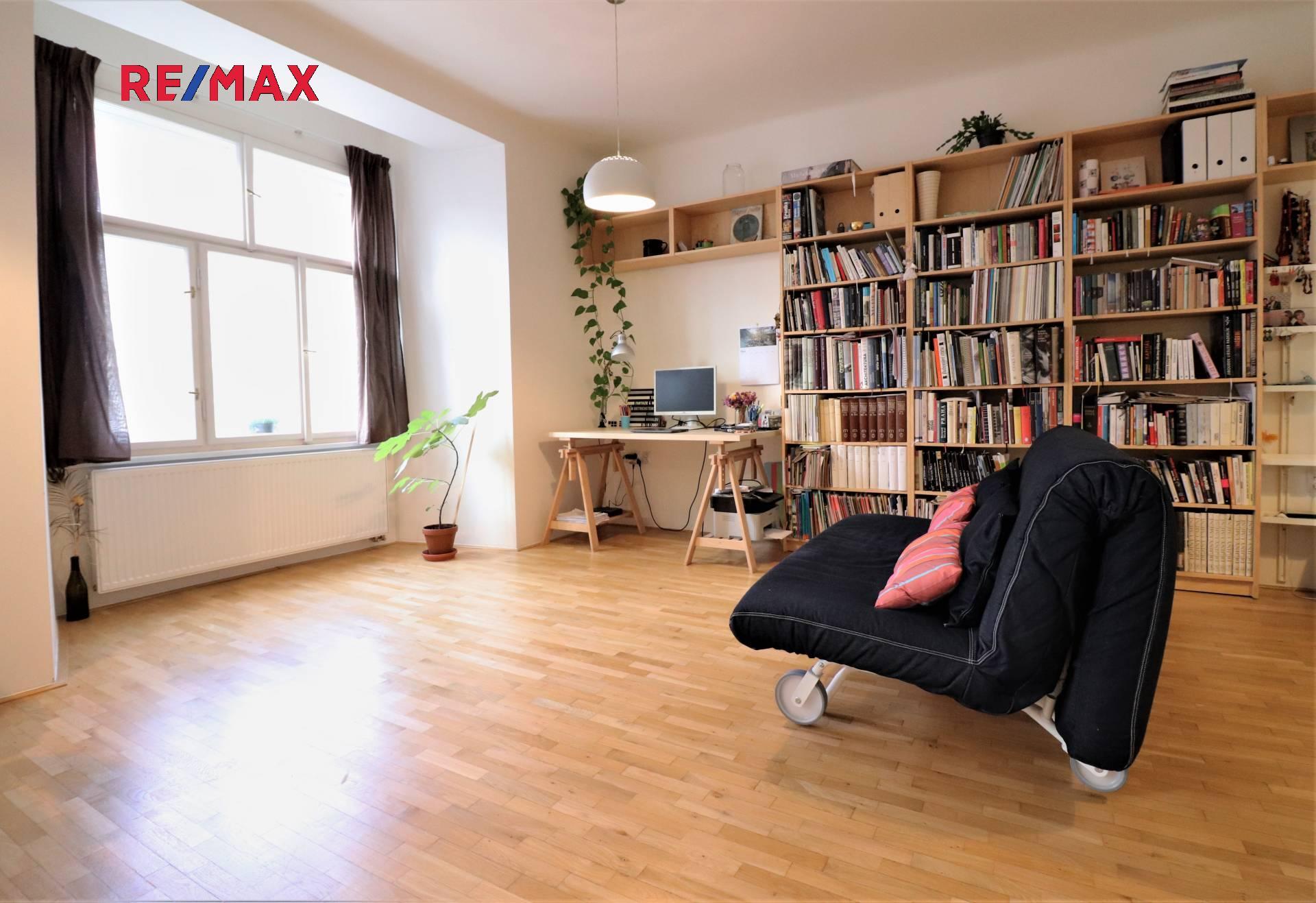 Pronájem bytu 1+kk v osobním vlastnictví 40 m², Praha 3 - Žižkov