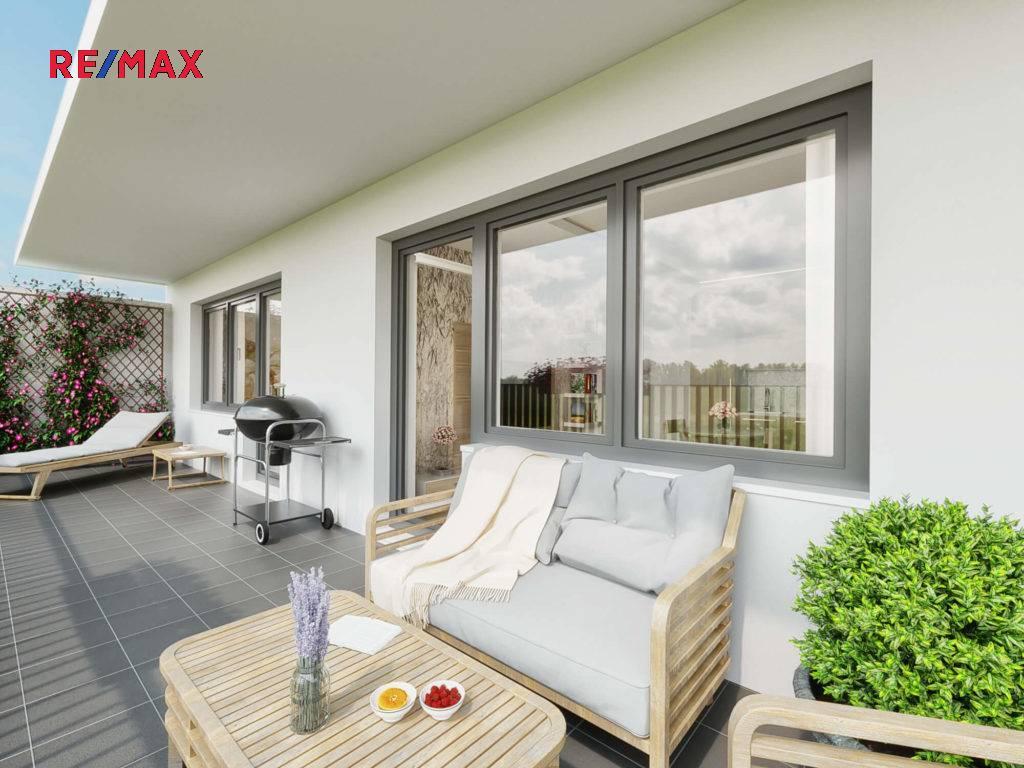 Prodej bytu 4+kk v osobním vlastnictví 121 m², Unhošť