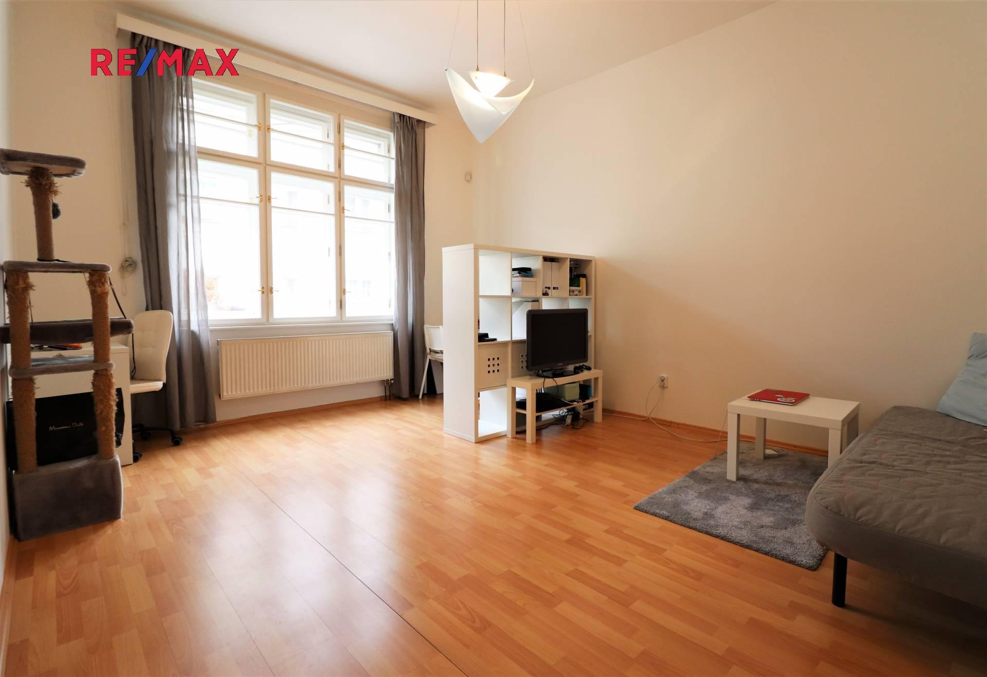 Prodej bytu 2+kk v družstevním vlastnictví 62 m², Praha 1 - Staré Město