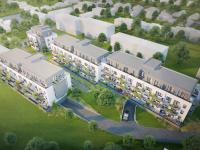 Prodej bytu 2+kk v osobním vlastnictví 47 m², Unhošť