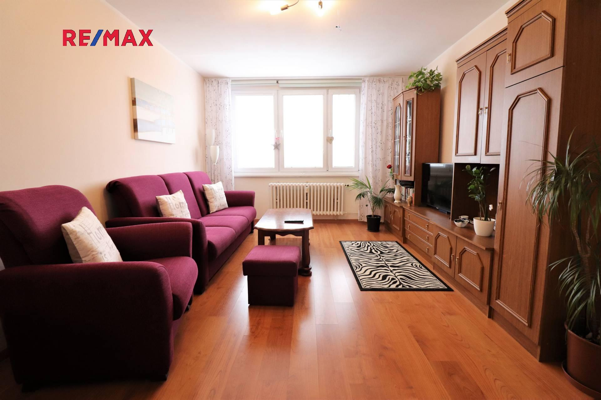 Prodej bytu 3+1 v družstevním vlastnictví 70 m², Praha 4 - Braník