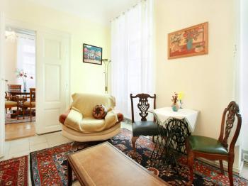 Prodej bytu 3+kk v osobním vlastnictví, 68 m2, Praha 1 - Staré Město