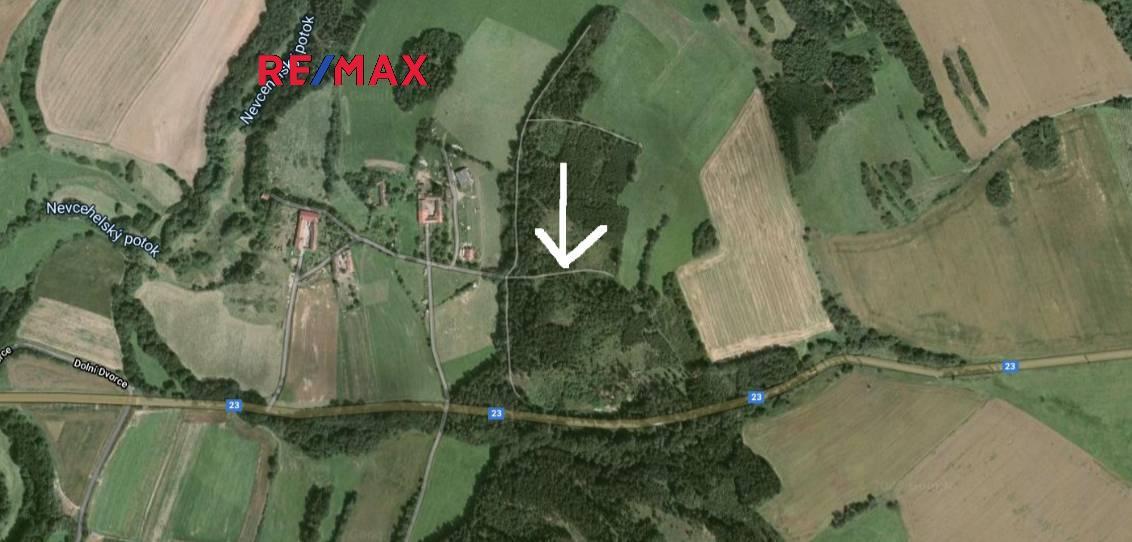 Prodej pozemku 19211 m², Dyjice
