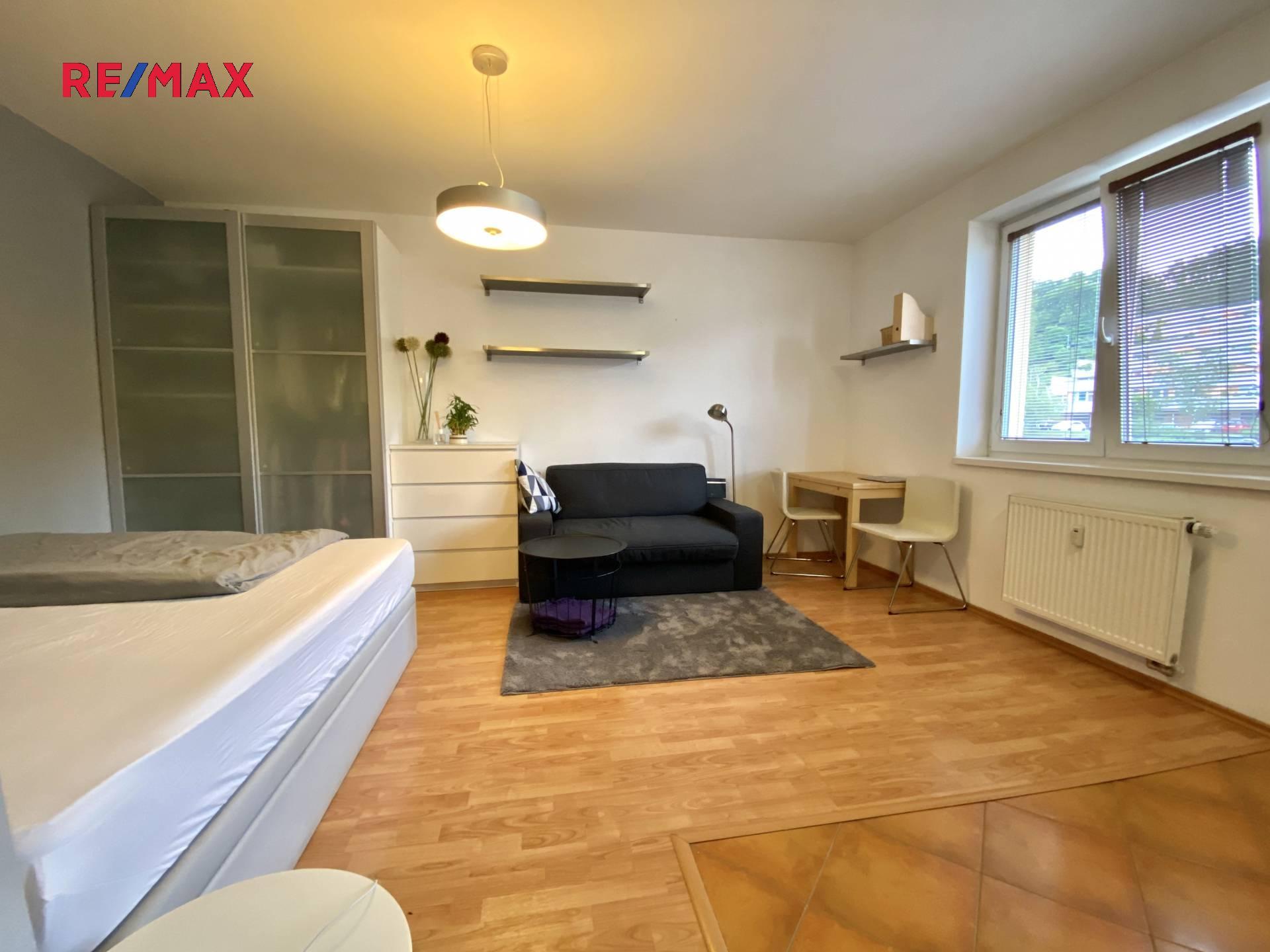 Pronájem bytu 1+kk v osobním vlastnictví 30 m², Praha 5 - Košíře