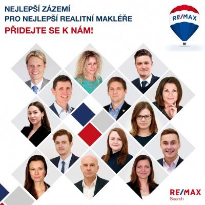 RE/MAX Search, Praha 5 - Smíchov