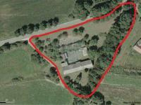obytné plochy se zahradami (Prodej zemědělského objektu 672 m², Zbinohy)