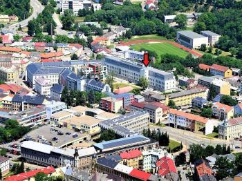 Pronájem obchodních prostor 180 m², Jihlava