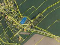 Prodej pozemku 989 m², Střítež