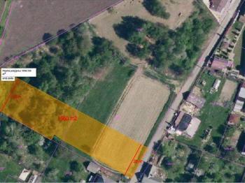 Prodej pozemku 1473 m², Mirošov