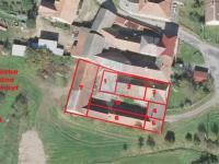 uspořádání budov (Prodej domu v osobním vlastnictví 200 m², Ondřejov)