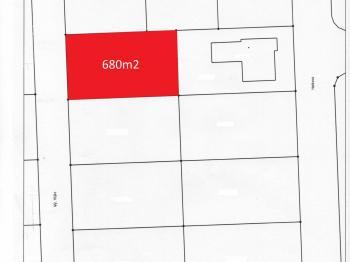 Prodej pozemku 536 m², Ořechov