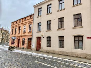 Prodej bytu 1+kk v osobním vlastnictví 24 m², Jihlava