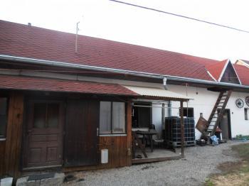veranda s venkovním posezením - Prodej domu v osobním vlastnictví 623 m², Babice