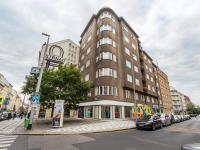 Pronájem kancelářských prostor 206 m², Praha 3 - Vinohrady