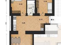 Prodej bytu 4+kk v osobním vlastnictví 90 m², Praha 2 - Vinohrady