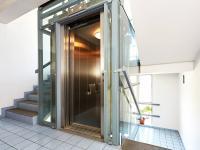 výtah (Prodej bytu 3+kk v osobním vlastnictví 117 m², Praha 5 - Radlice)
