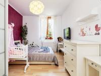 ložnice (Prodej bytu 3+kk v osobním vlastnictví 117 m², Praha 5 - Radlice)
