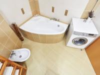 koupelna (Prodej bytu 3+kk v osobním vlastnictví 117 m², Praha 5 - Radlice)