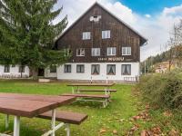 Pohled na objekt (Prodej penzionu 1670 m², Lučany nad Nisou)