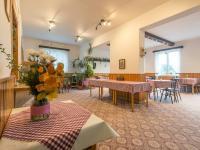 Jídelna - Prodej penzionu 1670 m², Lučany nad Nisou