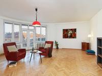 Pronájem bytu 4+kk v družstevním vlastnictví 100 m², Praha 6 - Dejvice