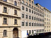 Heřmanova 595 (Prodej bytu 1+kk v osobním vlastnictví 30 m², Praha 7 - Holešovice)