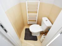 WC (Prodej bytu 2+kk v osobním vlastnictví 55 m², Praha 7 - Holešovice)