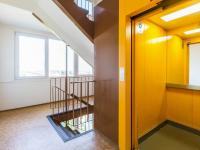 výtah a chodba (Prodej bytu 3+1 v osobním vlastnictví 75 m², Praha 9 - Prosek)