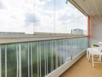lodžie (Prodej bytu 3+1 v osobním vlastnictví 75 m², Praha 9 - Prosek)