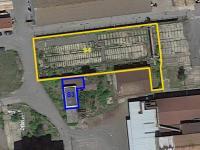 S4 - Žlutě ohraničení plocha (Pronájem pozemku 1780 m², Mníšek pod Brdy)