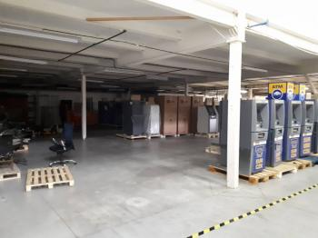 Pronájem skladovacích prostor 770 m², Praha 10 - Strašnice