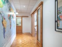 Vstup do obývacího pokoje - Prodej bytu 3+kk v osobním vlastnictví 71 m², Vestec