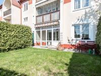 Zasklená lodžie - Prodej bytu 3+kk v osobním vlastnictví 71 m², Vestec