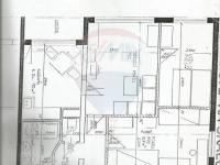 plánek - Pronájem bytu 3+1 v osobním vlastnictví 63 m², Praha 10 - Strašnice