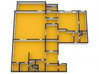 půdorys 1.NP - Prodej komerčního objektu 685 m², Náchod