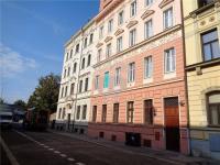 pohled na dům - Pronájem bytu 2+kk v osobním vlastnictví 48 m², Praha 7 - Holešovice