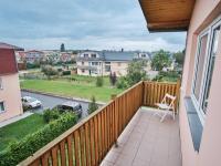 Balkon - Prodej bytu 2+kk v osobním vlastnictví 63 m², Praha 9 - Újezd nad Lesy