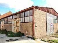 Nevytápěný sklad, přízemní - Pronájem komerčního objektu 1500 m², Opatovice nad Labem