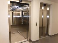 Výtahy - Pronájem bytu 3+kk v osobním vlastnictví 73 m², Praha 9 - Letňany