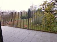 Balkon - Pronájem bytu 3+kk v osobním vlastnictví 73 m², Praha 9 - Letňany