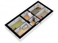 Prodej domu v osobním vlastnictví 260 m², Chocerady