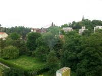 výhled - Prodej bytu 3+1 v osobním vlastnictví 74 m², Praha 4 - Podolí
