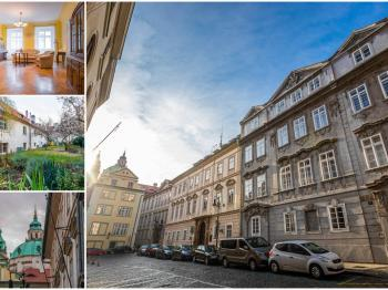 Prodej bytu 3+kk v osobním vlastnictví, 54 m2, Praha 1 - Malá Strana