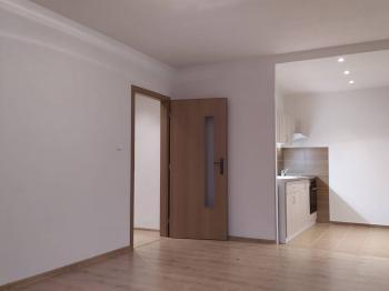 Pronájem bytu 2+kk v osobním vlastnictví, 45 m2, Praha 9 - Letňany