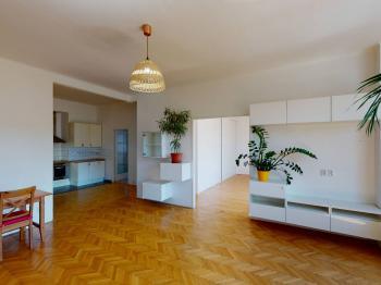 Prodej bytu 3+kk v osobním vlastnictví, 92 m2, Praha 8 - Libeň