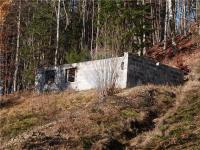 Základy budoucí roubenky (Prodej pozemku 3348 m², Zdislava)
