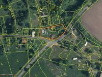 mapa (Prodej pozemku 2005 m², Útvina)
