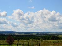 výhled do kraje (Prodej pozemku 2005 m², Útvina)