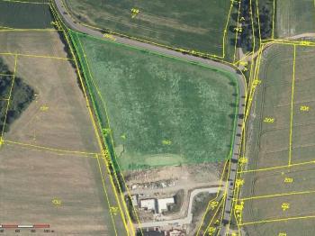 katastrální mapa - Prodej pozemku 24892 m², Libeř